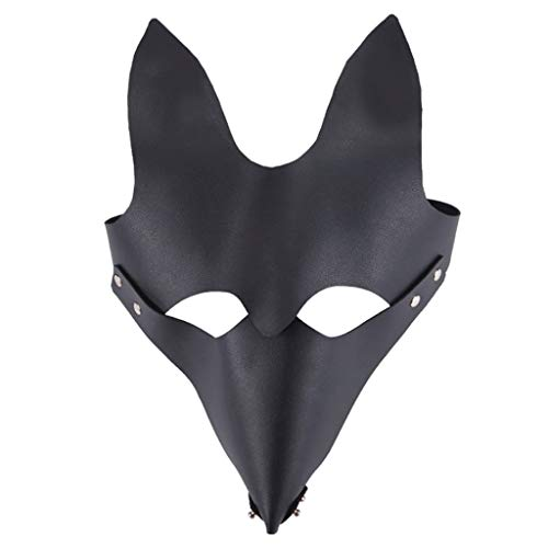 WYY Erotische Kopfbedeckungen Tau Augen Teufel Kopfbedeckung Großhandel Benutzerdefinierte Maske Cosplay Kostüm Stirnband Unisex Kopfbedeckungen T-Shirt