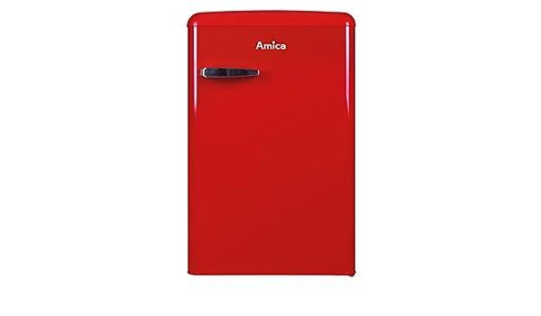 Amica Retro Kühlschrank Hellblau : Amica vks  r t m b l kühlschrank a