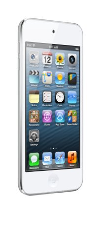 Apple iPod Touch 5G 64GB weiß & - 64gb Apple Ipod Touch Mp3-player