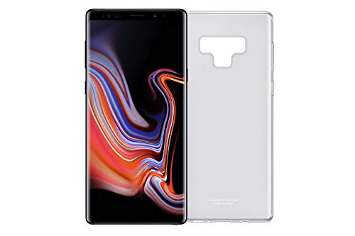 Samsung Galaxy Note 9 Smartphone Bundle (512GB, Dual SIM) + Clear View Hülle