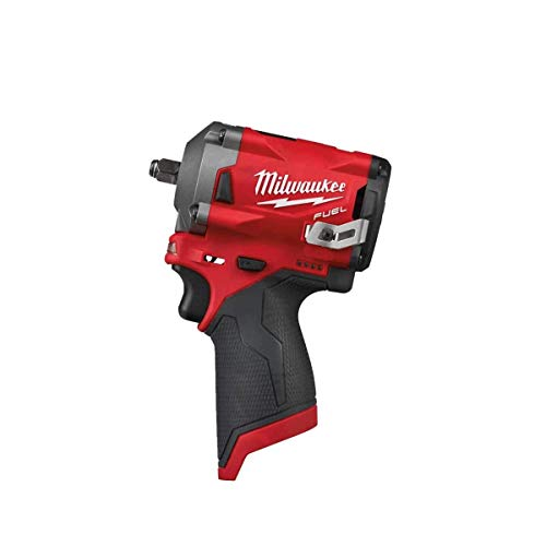 Milwaukee M12FIW38-0 4933464612 Schlagschrauber 12 V Li Ion3/8 CUADRADILLO-M12FIW38-0