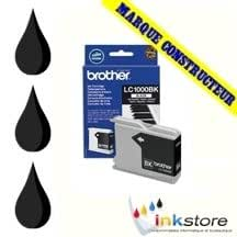 Cartouche Brother LC1000BK Cartouche Brother FAX 1360