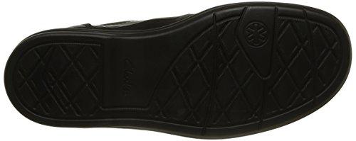 ee425ca0c5ed62 Clarks Butleigh Edge – Scarpe Stringate Uomo, Nero (Black Leather ...