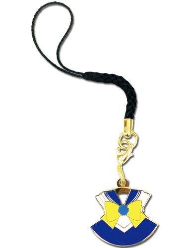 Handy Charm–Sailor Moon–New Sailor Uranus Kostüm Lizenzprodukt (Uranus Sailor Kostüm)