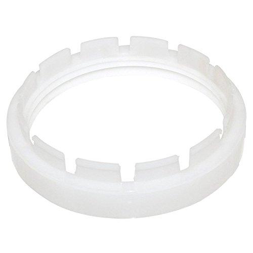 Invero® Vent Schlauch Adapter Anschluss Ring für die meisten Marken und Modelle von belüftet Trockner-105mm x 120mm -