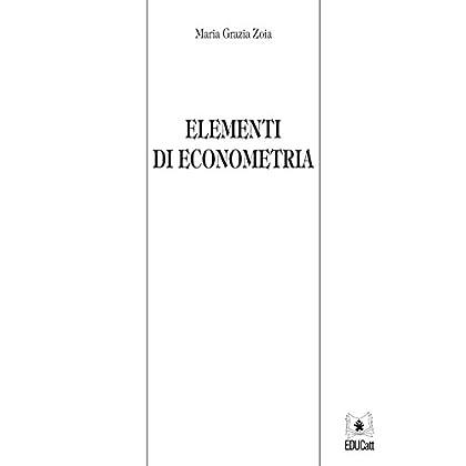 Elementi Di Econometria