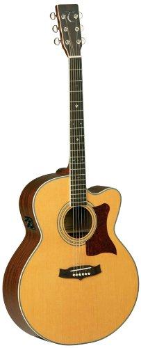 Tanglewood tw55-ns-e Sundance Super Jumbo Guitarra