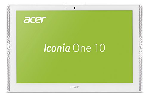 Acer Iconia One 10 (B3-A40) 25,7 cm (10,1 Zoll Full-HD IPS Multi-Touch) Multimedia Tablet (MediaTek Quad-Core Cortex A35, 2 GB RAM, 16 GB eMMC, Android 7.0) weiß (Tablet Android Acer)