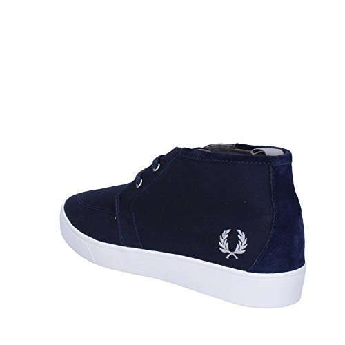 Shields Mid Donde Comprar Barato Real Blu Perry Sneaker Fred F5wxa4qq
