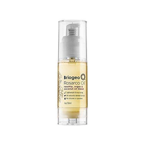 Briogeo - Rosarco Oil Rosehip, Argan, and Coconut Oil Blend (1 oz.)