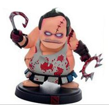 Dota-2-Pudge-Mini-Hero-Figur-Demihero