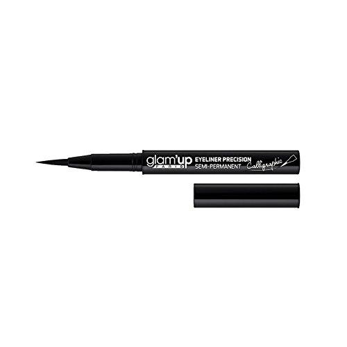 Maquillage Yeux - Eyeliner Feutre Précision Noir - Système Duo-Tip