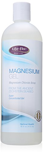 Magnesium Gel, 16 fl oz (473 ml)