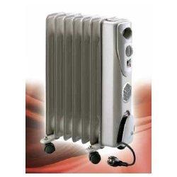 PLEIN AIR ervc 2–1507elettroradiatore 3Leistungsstufen Max 1500W 7Elemente Lüfter von Plein Air - Heizstrahler Onlineshop