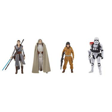 Star Wars - The Last Jedi Force Link Figura de Acción Paquete