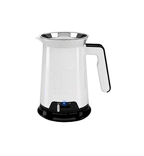Calentador de leche espumador 450W jarra batidora espuma base inalambrica 360º
