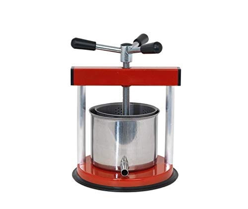 Palumbo 8213010 Torchietti Premitutto,Modell Tommy, Rot, 1,5 L