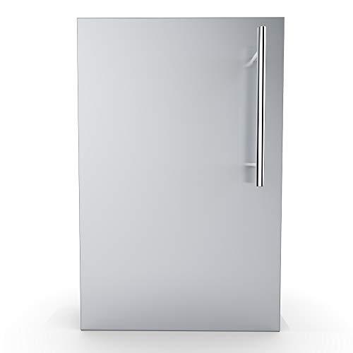Sunstone DE-DVL15 Designer Serie Erhöhter Stil Zugang Grill Outdoor Kochen Türen Edelstahl -
