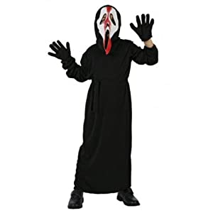 Atosa 98321 Disfraz fantasma 10-12 años, talla niño