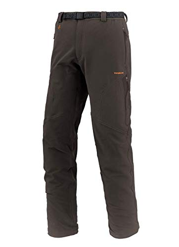 Trangoworld pc007176 – 4u0-xlc Pantalon Long, Homme, Marron, XL