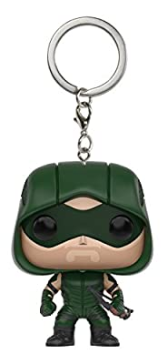 FUNKO - 10317-PDQ - Pocket POP! - Porte-clés - Arrow