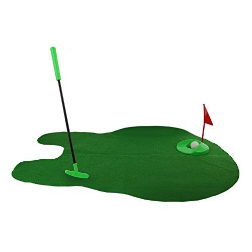 Mister Gadget mg3093Spiel-Golf-WC (Wc-golf-spiel)