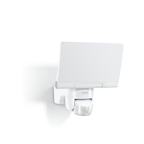 Steinel LED-Strahler XLED Home 2 weiß, Flutlicht, voll schwenkbar, 14.8 W, 140° Bewegungsmelder, 14m Reichweite, 1184 lm, 033088