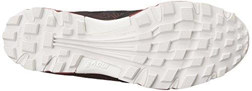 Inov8 Roclite 295 Chaussure De Course à Pied (Standard Fit) - SS16 Gris/Rouge