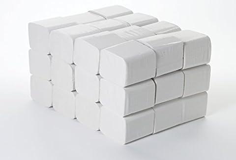 2 Ply Toilet Tissue Bulk Pack / Toilet Flats 36 x 250 Sheet