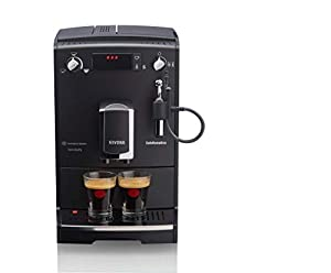 Nivona CafeRomantica 520 Bean to Cup Coffee Machine, 1465 W, 2.2 liters, Black