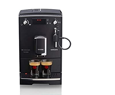 Nivona CafeRomantica 520 Bean to Cup Coffee Machine, 1465 W, 2.2 liters, Black