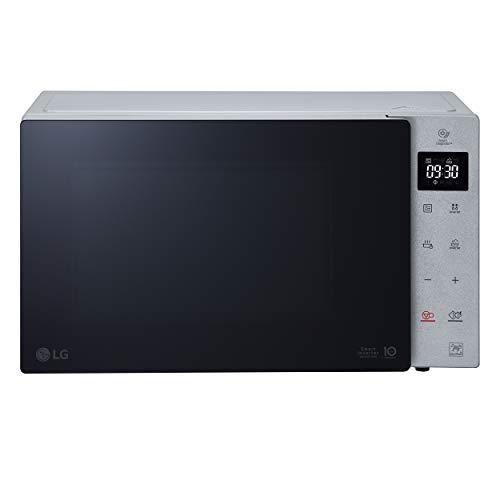 LG MH7235GPSS - Microondas con grill 32 L, 1350 W, color plateado