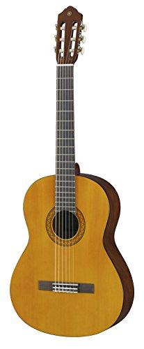 Yamaha C40II Anfänger-Konzertgitarre, Farbe: Natur