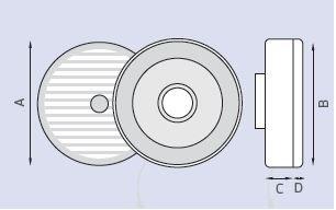 Aspirateurs, vitres électriques Art. F160