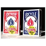 Baraja biselada BICYCLE Poker Roja