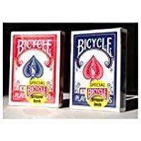 Baraja biselada BICYCLE Poker Roja