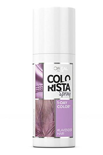 L'Oreal Paris Colorista Coloración Temporal Colorista Spray - Lavender Hair