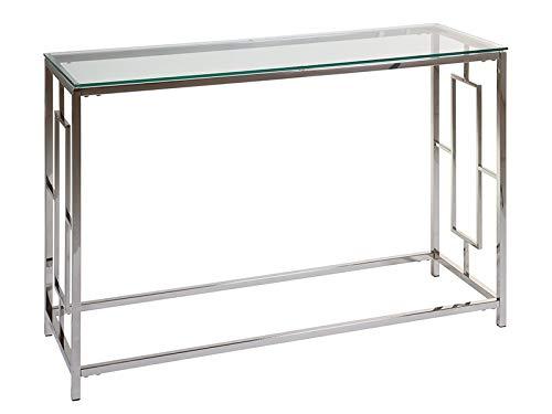 Santiago Pons Vel Konsolentisch mit Glas