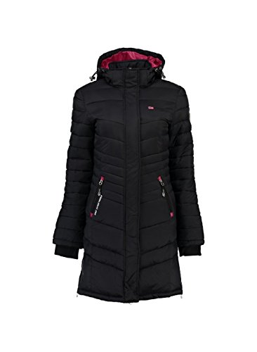 Geographical Norway - Doudoune Femme Bella Noir-Taille - 2