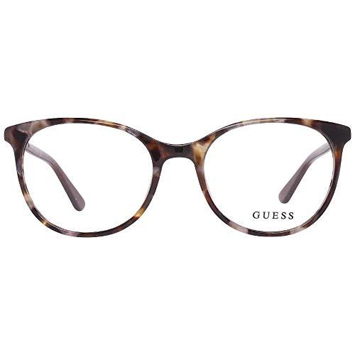 Guess Damen Optical Frame Gu2657 053 52 Brillengestelle, Braun - Frames Guess Brille