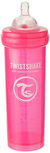 Twistshake 78013 Anti-Colic Babyflasche, 330 ml/11 oz, rosa -