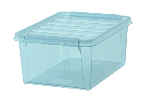 Clipbox stapelbare Aufbewahrungsboxen