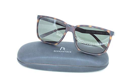 Rodenstock Sonnenbrille R3295 Braun melierte Brille Designer Herren