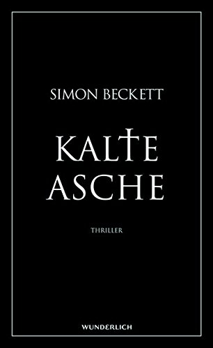 Kalte Asche (David Hunter, Band 2)