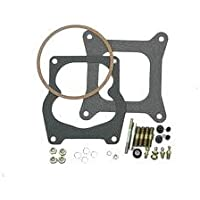 Holley 20-124 4-Barrel Carburetor Installation Kit by Holley
