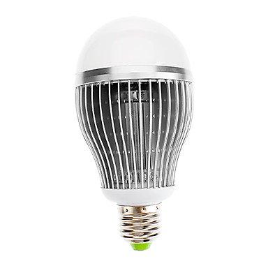 FDH 9W 9 LED de alta potencia de 680 LM de luces de Velas LED blanco frío AC 85-265 V