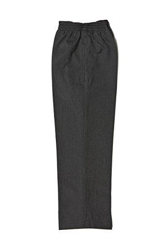 escuela-ninos-uniforme-full-cintura-elastica-pull-up-pantalones-todos-los-tamanos-de-colores-negro-y