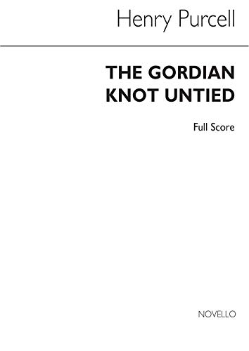 Gordian Knot Untied String Quartet/Piano F/S