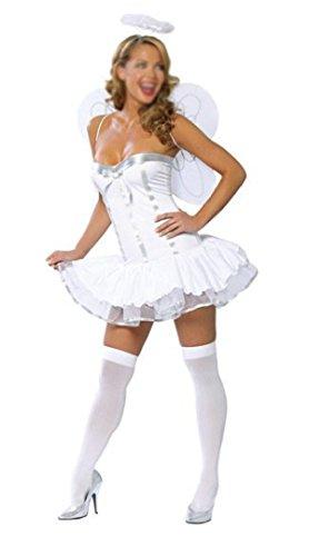 Halloween-Rolle Spielen Engel Elfen Kleidung Spiel Uniformen Party Kleidung Angel (Elfen Weibliche Kostüme)