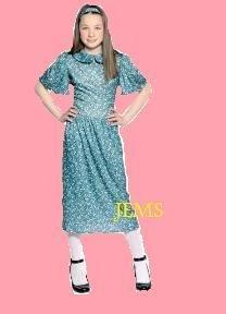 Aussiedler Mädchen - Kinder Kostüm - Kinder (Girl Evacuee Kostüm Ww2)